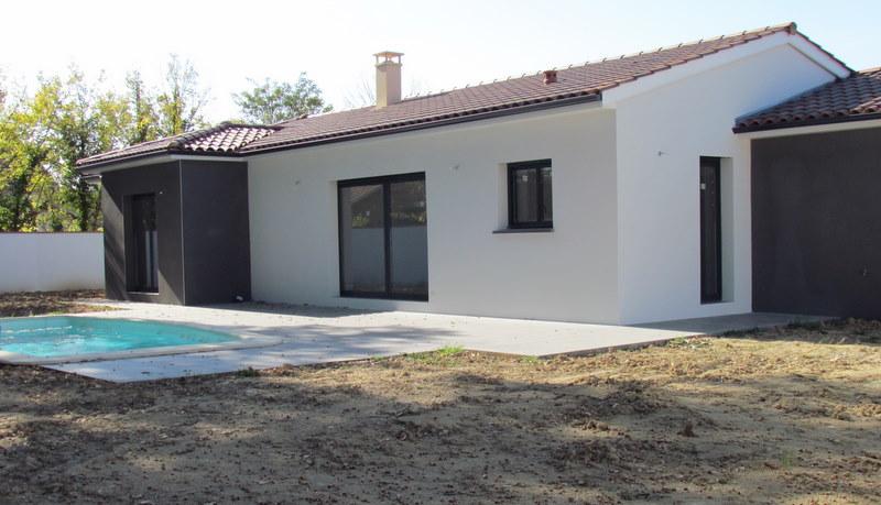 maison contemporaine, BTC constructeur immobilier 82, Montauban, occitanie, Toulouse, Midi pyrénées